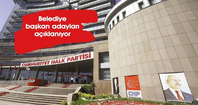 CHP yönetimin hedefi yerel seçimler