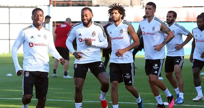 Beşiktaş Fenerbahçe maçına hazır