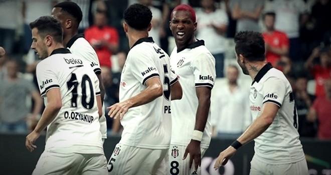Beşiktaş ile Sivasspor karşı karşıya