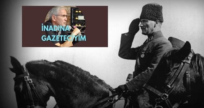 Gazeteci İsmail Baştuğ: 'Atatürk'ü 1 gün değil, her gün anmalıyız'