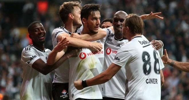 Lig'in 17. haftasında Beşiktaş - Gençlerbirliği karşı karşıya