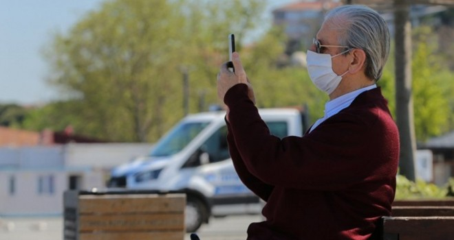 İstanbul'da 65 yaş ve üstüne sokağa çıkma kısıtlaması