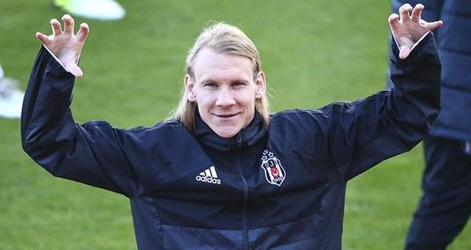 Vida'nın Beşiktaş sevgisi