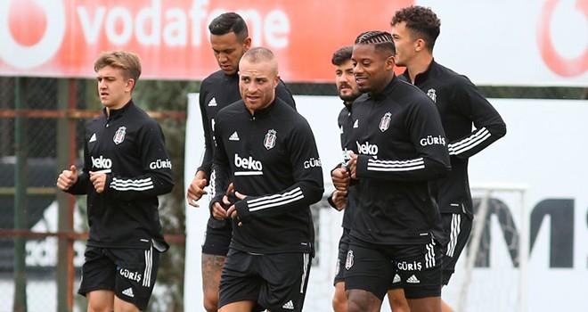 Beşiktaş Rio Ave maçına hazırlanıyor