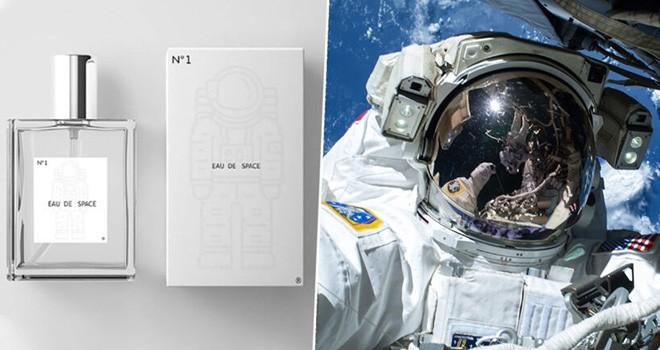 Astronotların eğitiminde kullanılan uzay kokusu parfüm oldu