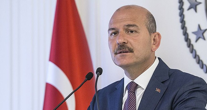 Bakan Soylu açıkladı! Yarın tüm Türkiye'de Corona denetimi yapılacak