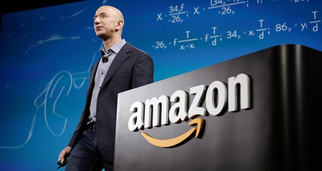 İnternet satışları patladı! Amazon'un patronu servetine 24 milyar dolar kattı