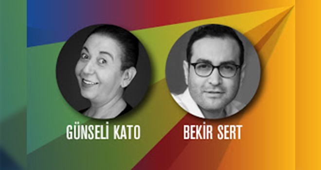 Renkli DYOloglar'ın bu haftaki söyleşisi Günseli Kato ve Bekir Sert arasında gerçekleşti