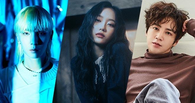 Key, Seori ve Jang Keun Suk'ın şarkıları Radyo Beşiktaş'ta!
