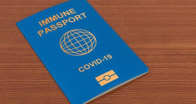 Aşı pasaportu dünya gündeminde