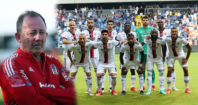 İşte Beşiktaş'ın Çaykur Rizespor maçının kamp kadrosu
