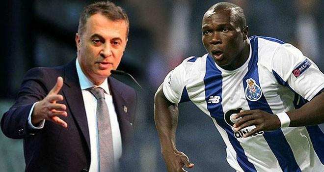 Aboubakar'ın zihniyeti Beşiktaş'a uymadı