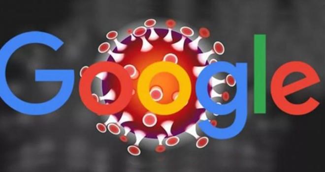 Google, Türk halkının evde kaldığını açıkladı