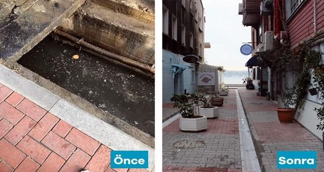 Arnavutköy'de uzun yıllar süren koku sorununu çözüldüğü bildirildi!