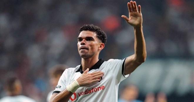 Beşiktaş ile Pepe'nin yolları ayrıldı!