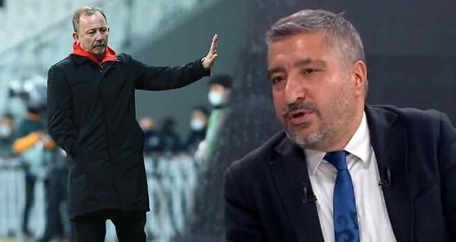 Serdar Sarıdağ: Sergen hoca, Halil Umut Meler'i neden istemiyor?