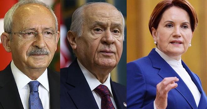 Liderler Bakan Soylu'nun istifasını değerlendirdi