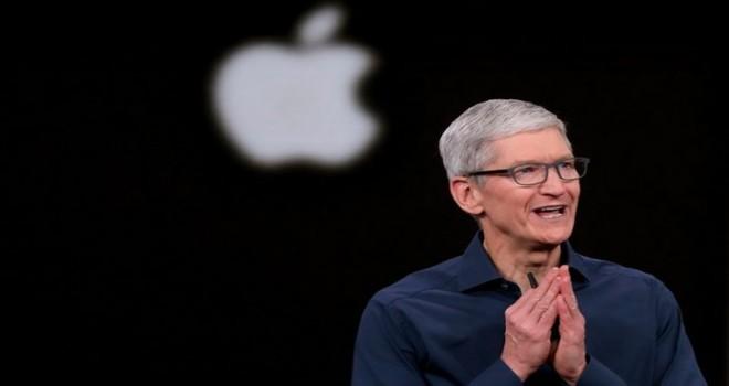 Apple düşüşte