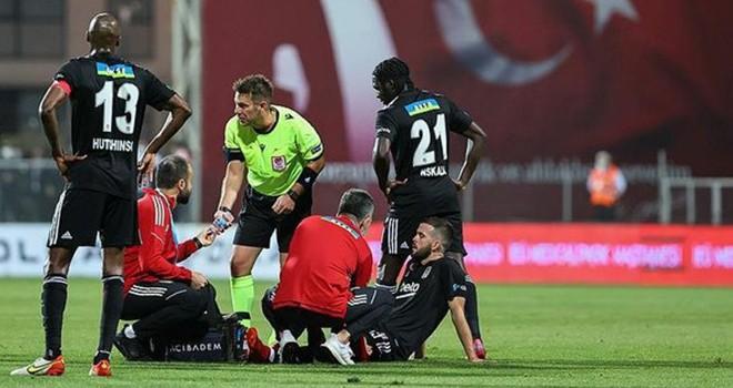 Beşiktaş'a bir şok daha! Miralem Pjanic sakatlandı!..