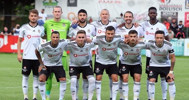 Beşiktaş:0 – Apollon Larisas:0