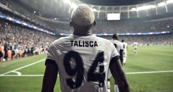 Beşiktaş ile Talisca'nın yolları ayrıldı