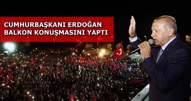 Türkiye demokraside tüm dünyaya örnek oldu