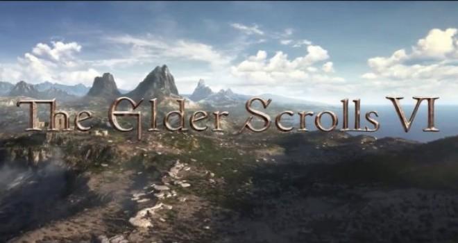 Elder Scrolls 6 için geri sayım başladı