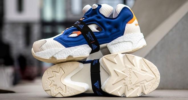 Reebok ve adidas'tan Instapump Fury Boost