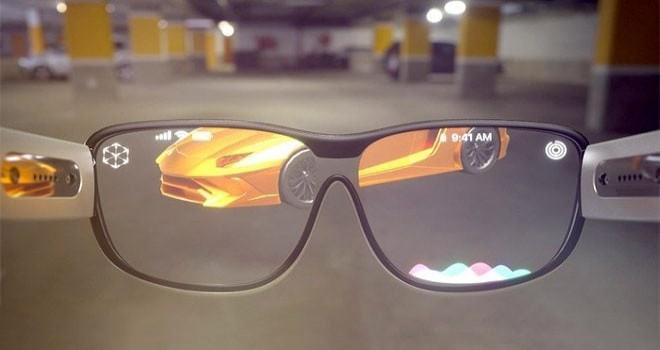 Apple AR gözlük hakkında bilinen detaylar