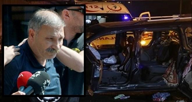Beşiktaş'taki kazada gözaltına alınan kişinin ifadesi ortaya çıktı