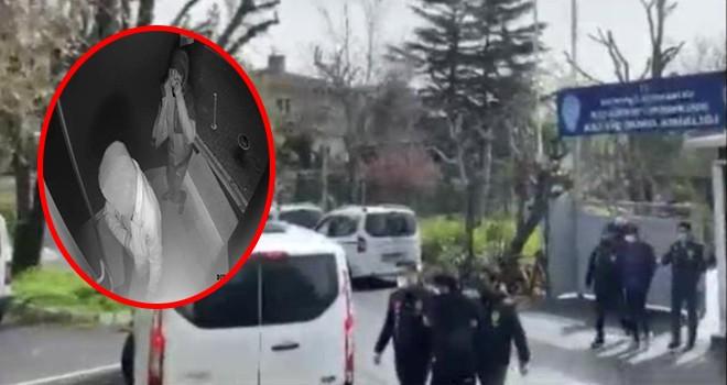 Hırsızlar, Beşiktaş Emniyeti'ndenkaçamadılar