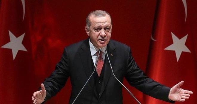 Cumhurbaşkanı Erdoğan, polis teşkilatımızı daha ileriye taşıyacağız
