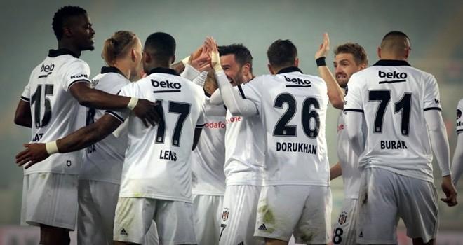 Antalyaspor-Beşiktaş karşı karşıya