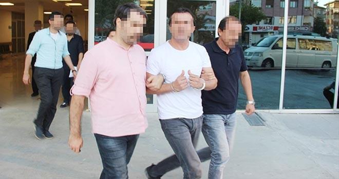 Altınlarla kayıplara karıştığı iddia edilen kişi Beşiktaş'ta yakalandı