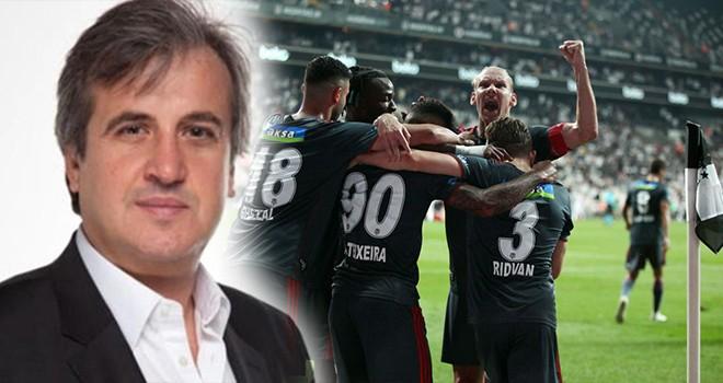Ali Gültiken: Beşiktaş kalitesi çok yüksek bir takım