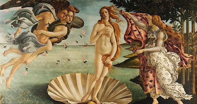 ÖZEL HABER / ARAŞTIRMA: Tanrısal güzellik bildirisinin yeryüzüne gelişi: Venüs'ün Doğuşu