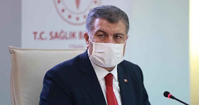 Bakan Koca il il corona virüsü vaka sayılarını açıkladı!