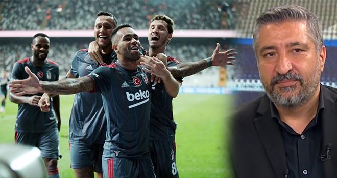 Serdar Sarıdağ: Beşiktaş milli araya moralli girdi
