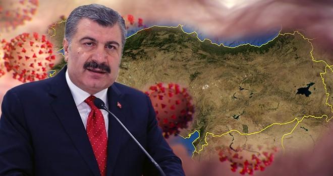 Türkiye'de Koronavirüs vakası artarken, 1 ölüm gerçekleşti