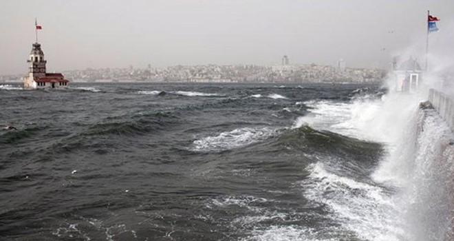 AKOM'dan İstanbul'a bugün ve yarın için uyarı
