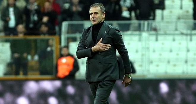 Abdullah Avcı'dan Beşiktaş yönetimine teşekkür