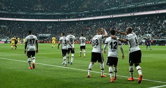 Beşiktaş'ta rota peş peşe 3. şampiyonluk