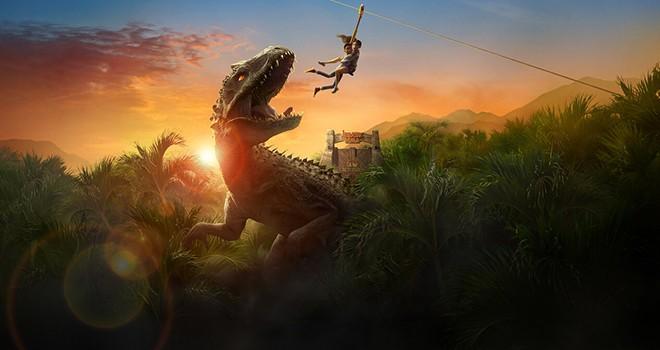 Jurassic World Kretase Kampı Netflix'te
