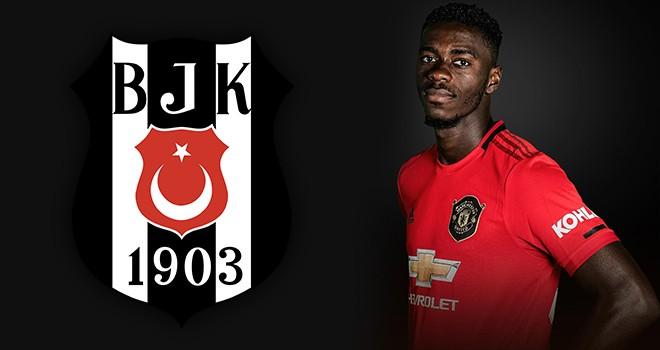 Beşiktaş, Axel Tuanzebe'nin peşinde