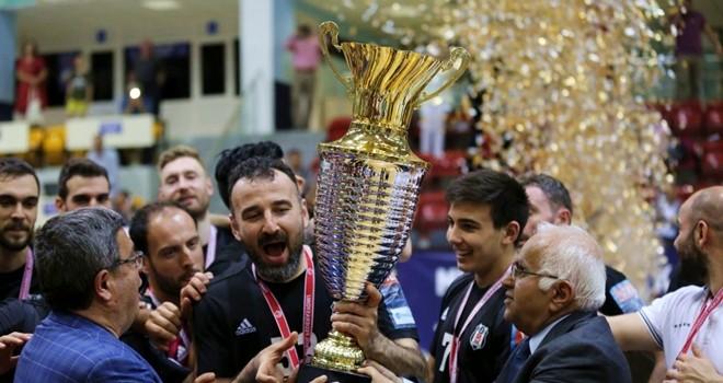 Beşiktaş Mogaz'dan şampiyonluk efsanesi