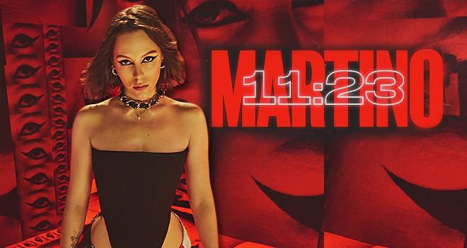 Martino'dan pop müziğin sınırlarını test eden cesur ilk albüm 11:23