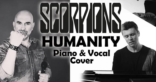 Ferit Tunçer ve Evgeny Khmara'dan Scorpions'un Humanity şarkısına muhteşem cover