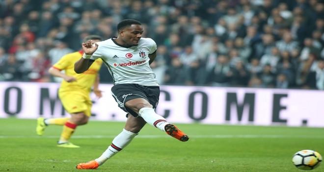 Cyle Larin Beşiktaş'ın golcüsü benim