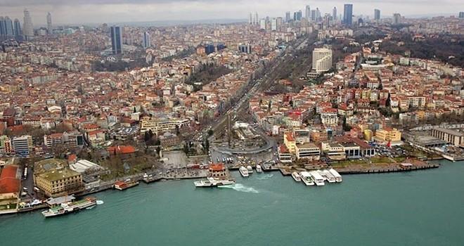 Beşiktaş'ta  3 bin 357 metrekare alanda özel proje