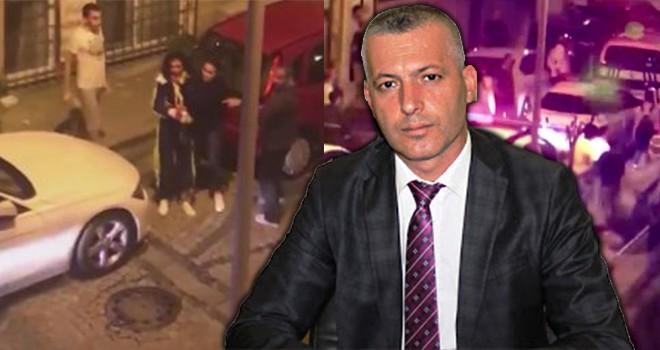 Beşiktaş Emniyeti kadına şiddete hayır dedi!